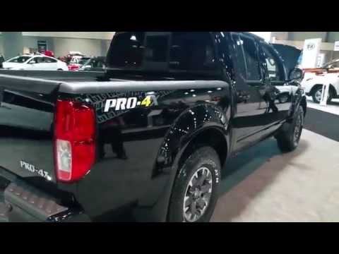 2016 Nissan Frontier PRO-4X Crew Cab 4WD V6