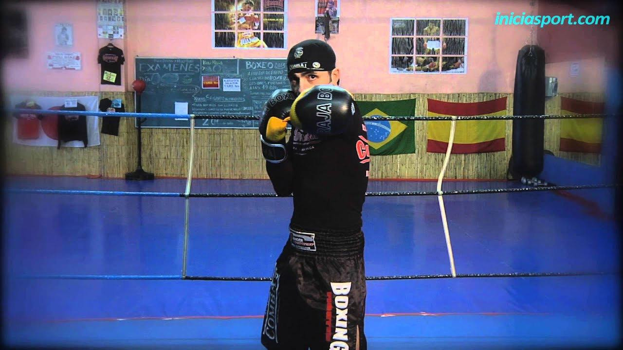 Boxeo 5  Golpes B U00e1sicos
