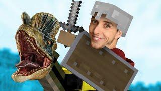 Dinosaur Minecraft Adventure Time! | Fooni Montage