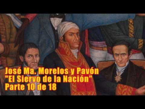José Maria Morelos y Pavón  10