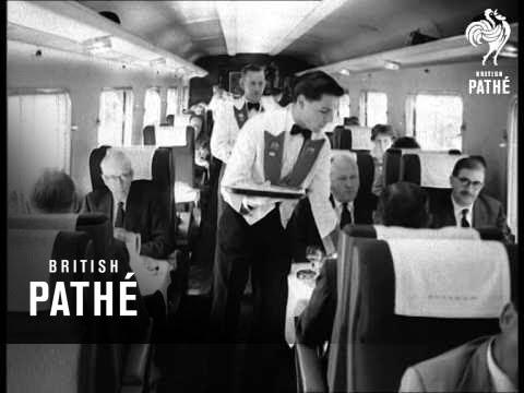First Diesel Pullman (1960)
