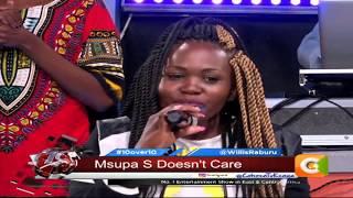 No bad word for the OG (Khalighraph) ~ Msupa S #10Over10