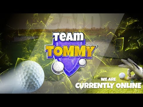 Golf Clash LIVESTREAM, Opening round - MASTER - Easter Open Tournament!