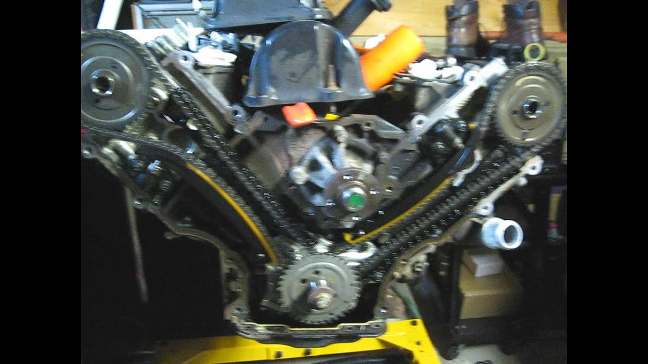 hight resolution of ford 5 4l timing chain removal plan