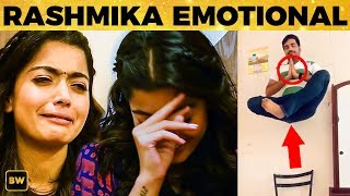Sathish SHOCKING VIDEO & Rashmika