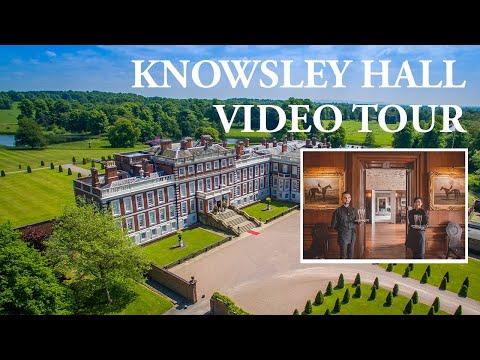 Knowsley Hall Virtual Wedding Venue Show Round