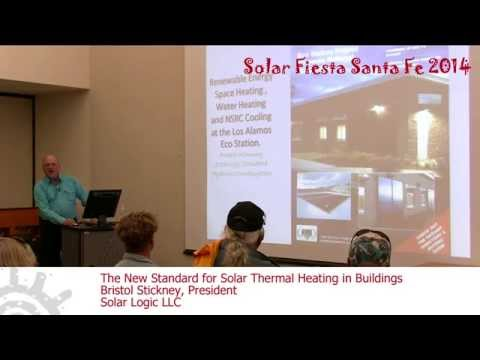 The New Standard for Solar Thermal - Bristol Stickney