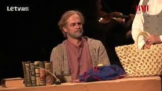 Iurie Ciobanu als David - Gleich, Meister! Hier! (Die Meistersinger von Nürnberg)