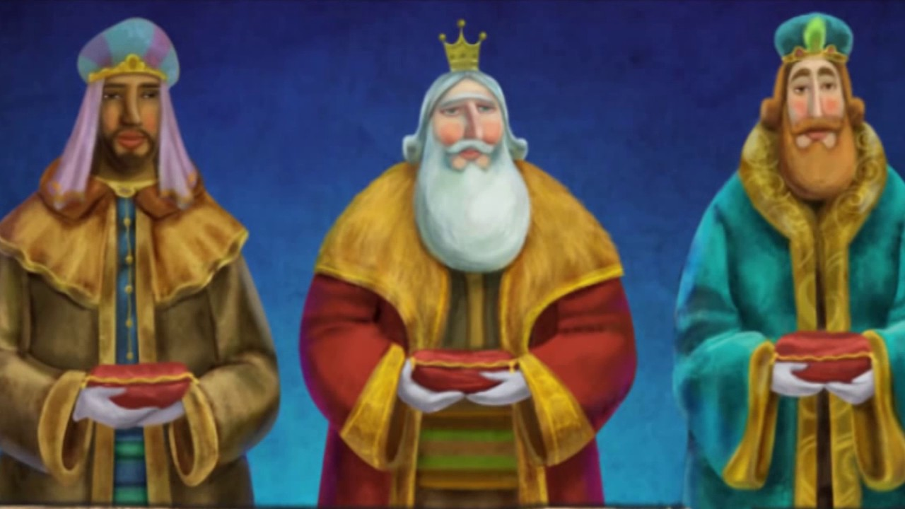 Fotos De Los Reye Magos.La Llegada De Los Tres Reyes Magos Una Historia Que Se