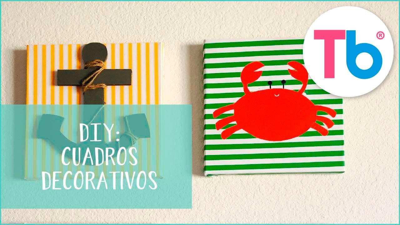 Diy marcos decorativos manualidades f ciles para ni os for Sticker decorativos para ninos