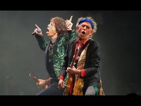 Glastonbury 2013: The Rolling Stones in one word