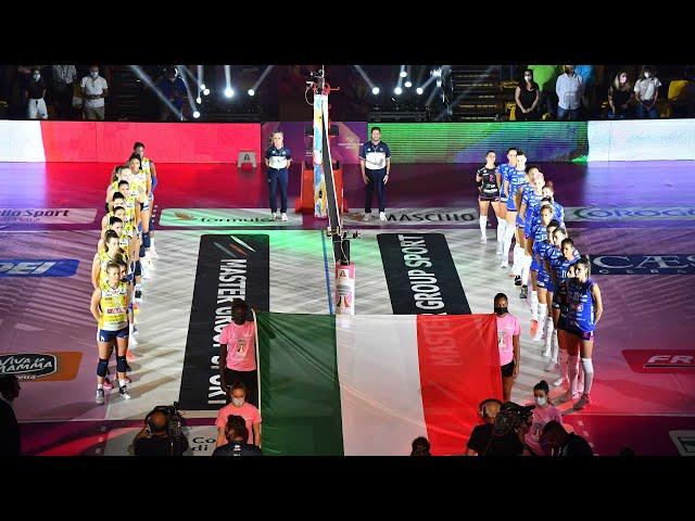 Highlights 26^ Supercoppa Italiana 2021 - Imoco Volley Conegliano vs Igor Gorgonzola Novara