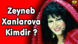 Zeyneb Xanlarova haqqinda, kimdir, necidir ?