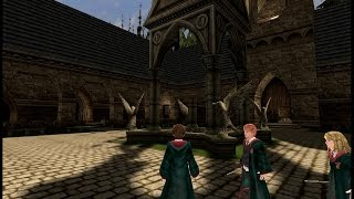Harry Potter and the Prisoner of Azkaban PC #14 The Courtyard Secrets