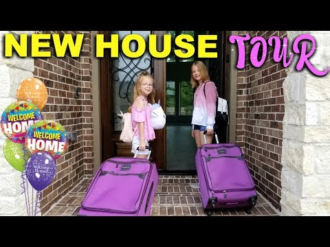 We Are Moving NEW HOUSE TOUR