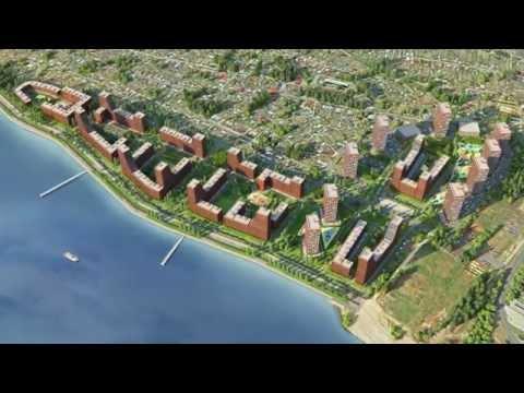 Город-парк 'Ясный берег' в программе 'Ключевой вопрос' - Видео онлайн