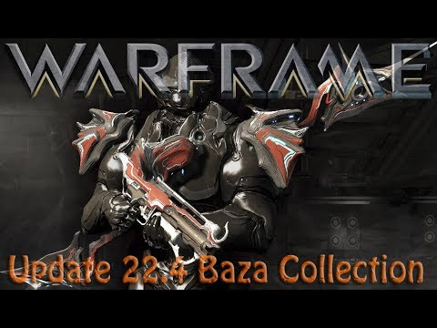 Warframe - Update 22.4.0 Baza Collection