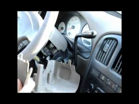 Dodge Caravan (01-03) Instrument Panel light replacement (How To