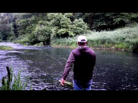 Rio In Touch Single Hand Spey Line - Test Casting