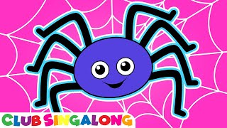 """Itsy Bitsy Spider"" 