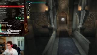 [old WR] Prince of Persia: The Sands of Time any% 37:20