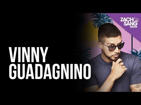 Vinny Guadagnino Talks Jersey Shore, Plastic Surgery & His Breakup