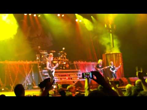 Judas Priest - Breaking the Law - Live Oslo 14/6 2011
