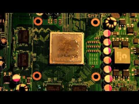 Remove and Clean Xbox 360 Heatsink