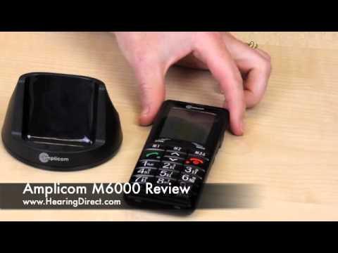 Amplicom M6000 Review By HearingDirect.com