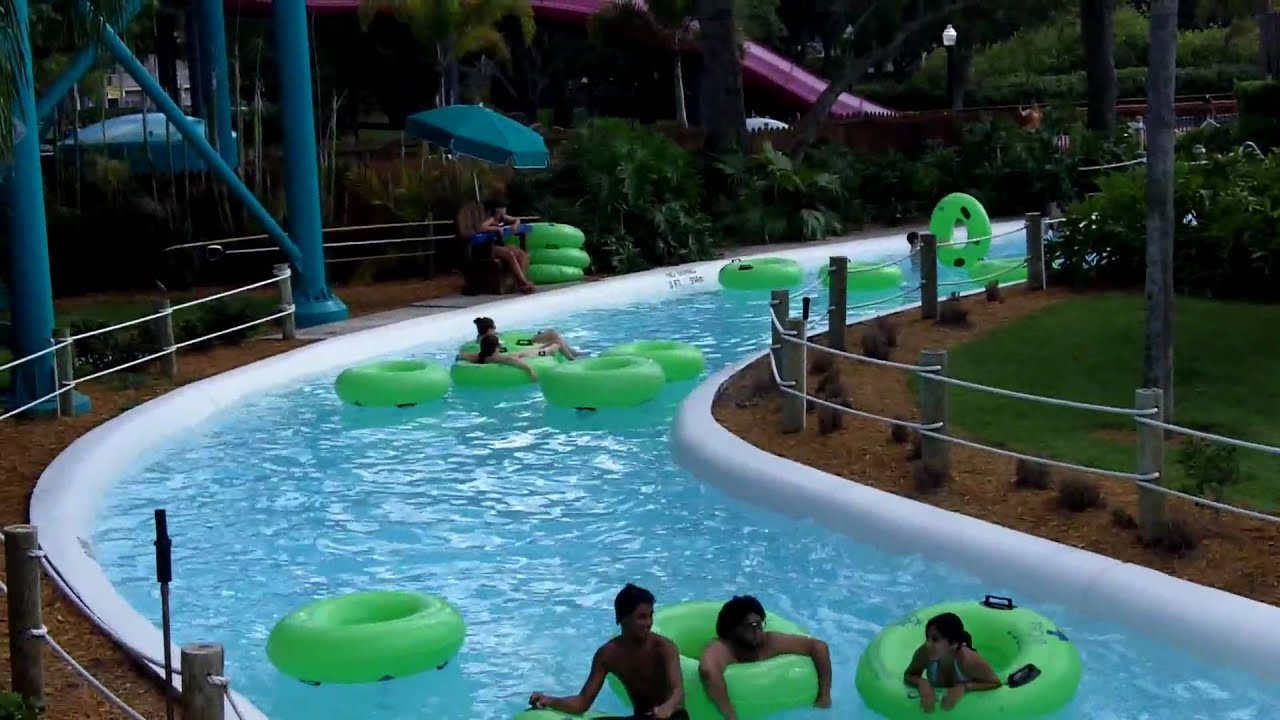 Spotted Adventure Island Water Park Tampa With