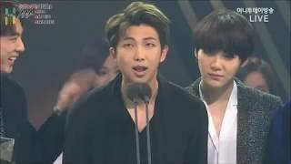 Video BTS (방탄소년단) Namjoon speech always starts with 'ARMY' download MP3, 3GP, MP4, WEBM, AVI, FLV Juni 2018