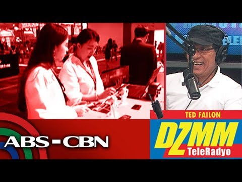 Senator Asks: Why Are There Only 16k Chinese POGO Workers Registered With BIR? | DZMM