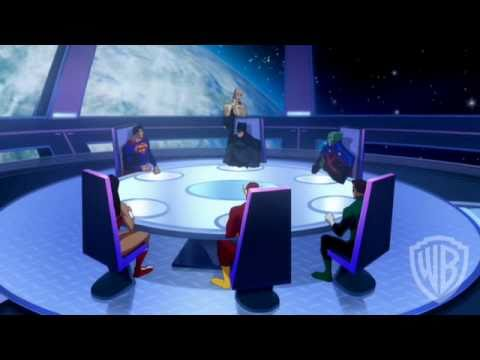 Justice League: Crisis on Two Earths Video Clip