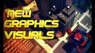 Spider-Man Web Of Shadows [PC MOD] NEW GRAPHICS VISUALS