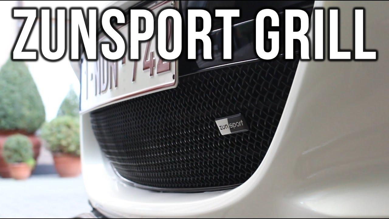 Zunsport Lower Front Grille For Mazda Black ZMA59615B
