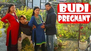 Budi Pregnant |Buda vs Budi |Nepali comedy Short Film |SNS Entertainment| EP-11