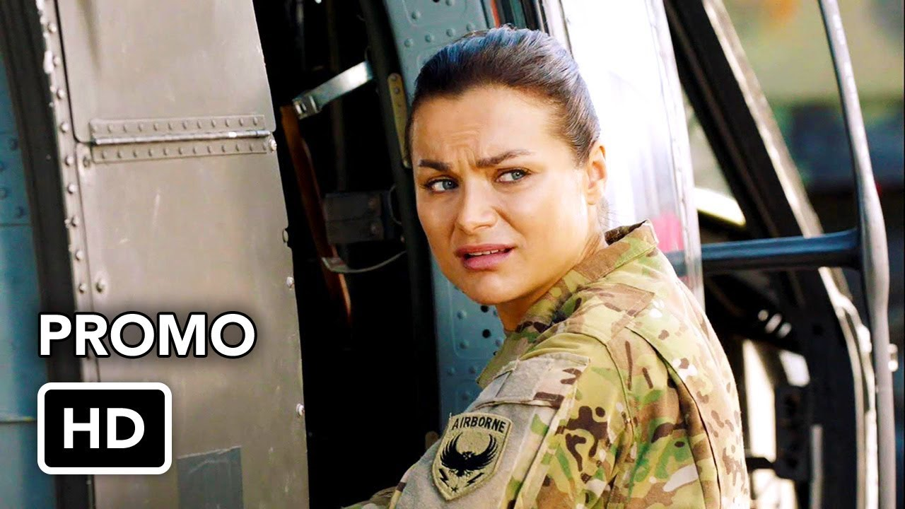 """Download Valor 1x08 Promo """"About-Face"""" (HD)"""