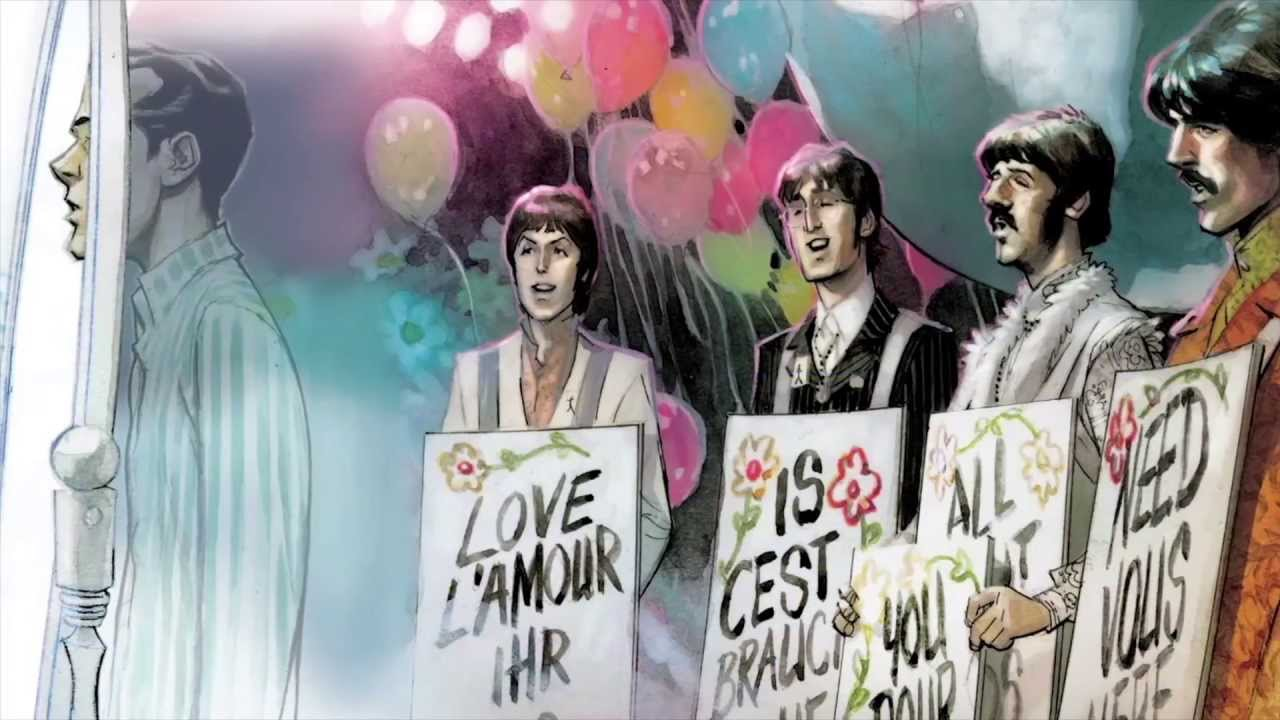 The Fifth Beatle: The Brian Epstein Story (Graphic Novel) - YouTube