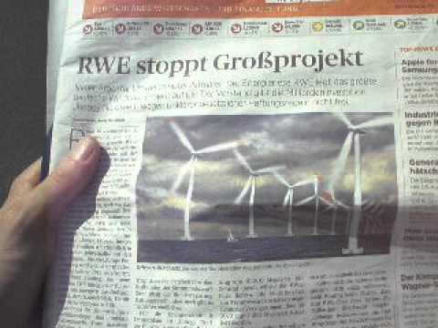 The German Economy part 4 of 18 (private mail service and renewable energy)
