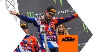 How Jeffrey Herlings found traction in MXGP | KTM
