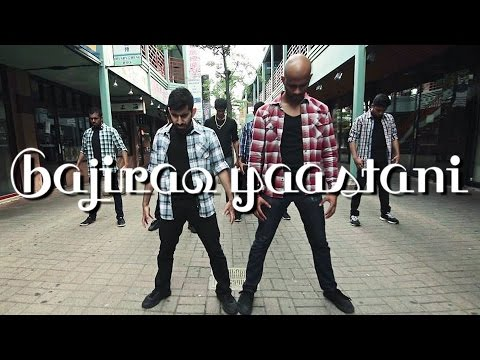 Bajirao Yaastani [feat. The Men of Dance Project and Penn Dhamaka] - Srimix Dance Series