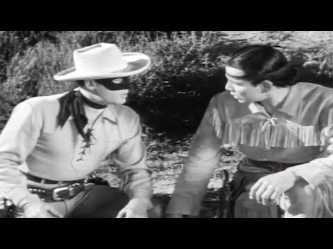 The Lone Ranger   Devil's Pass   HD   Lone Ranger TV Series Full Episodes   Old Cartoon