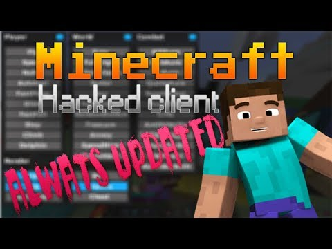 *NEW* 1.11.2 MINECRAFT HACKED CLIENT- HOW TO INSTALL MINECRAFT HACKS WIZARDHAX.COM