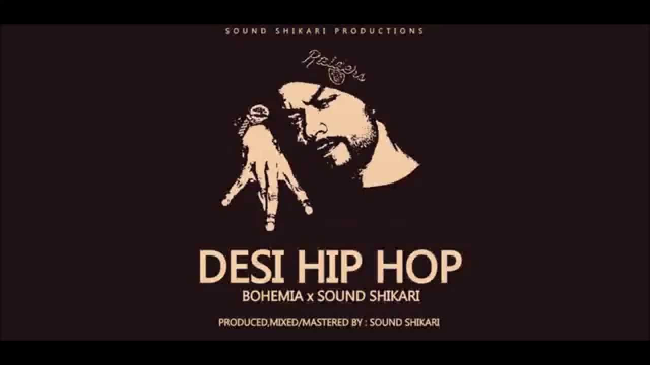 Bohemia Desi Hip Hop Trap Freestyle Beatsbysoundshikari Youtube