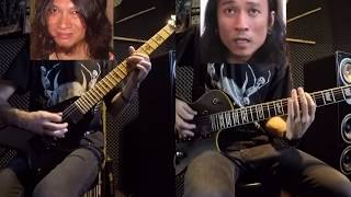 Death Angel - Hatred United / United Hate (Guitar Cover)