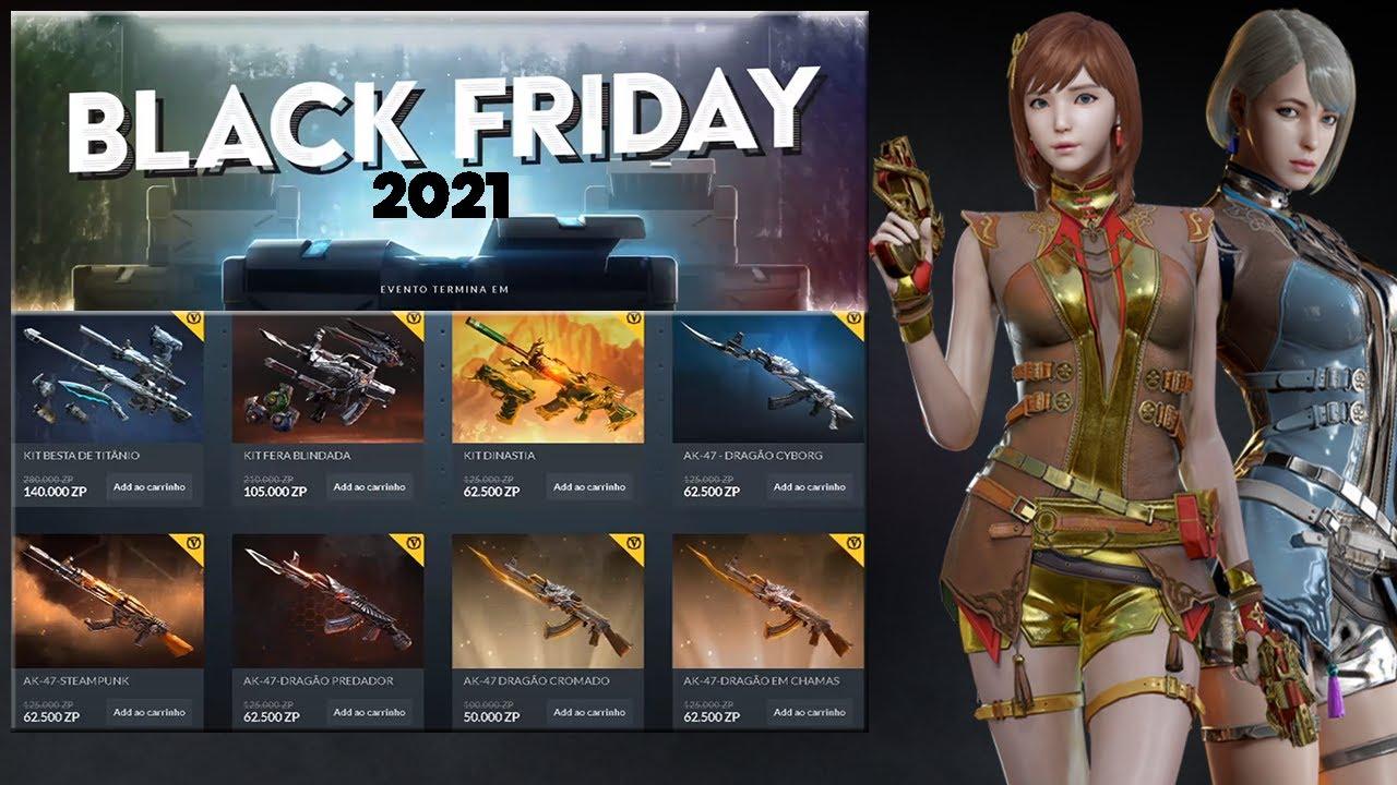 [CF] Black Friday 2021 - Qual VIP Comprar?