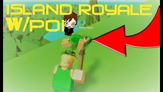 ISLAND ROYALE DUOS w/ Poi | Roblox: Island Royale