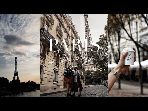 COME SEE PARIS WITH US PT.1 / PARIS FASHION WEEK | TWICE BLESSED