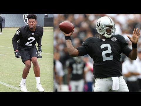 Gareon Conley Oakland Raiders Jersey Number 2 Same As Jamarcus Russell