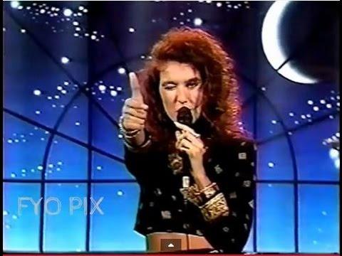 CÉLINE DION - Lolita (En Public / Live) 1989